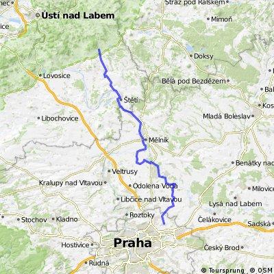 Le Tour de Trnobrany