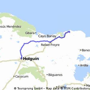 Holguìn - Guardalavaca