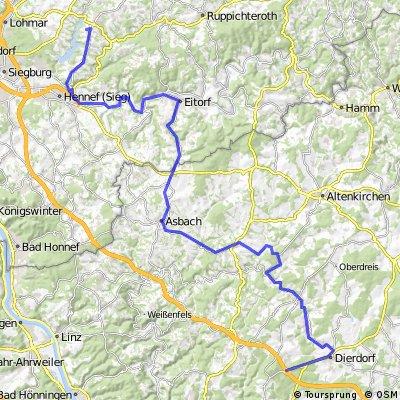 Dierdorf - Wolperath
