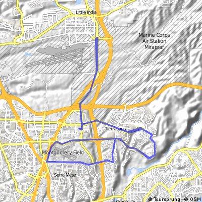 Tierrasanta & MCAS Loop