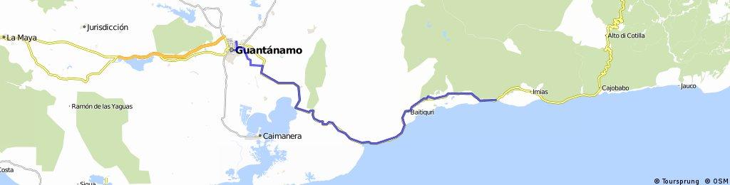 Yacabo Abajo - Guantánamo