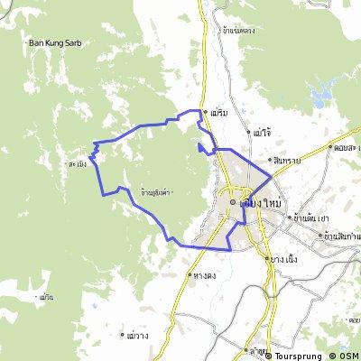 Séptima etapa - Vacaciones Ciclistas en Tailandia