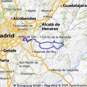 """Ruta Carretera 40: 90 Km 802 m - """"Los Cochinos Oeste"""""""