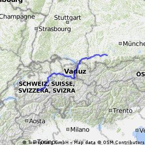 Schweiztour
