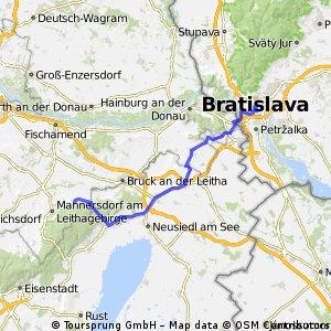 Sommerein-Bratislava