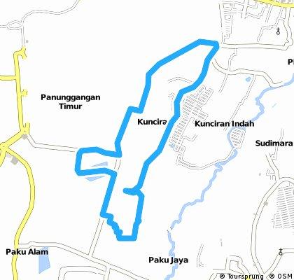 Quick ride through Serpong