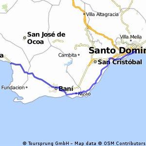Azua - Santo Domingo