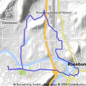 Tour de Roseburg
