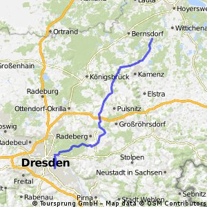 Dresden - Oßling 3