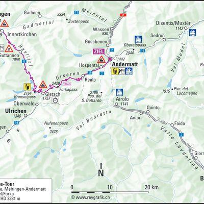 Alpenbrevet 2016 Bronze Tour