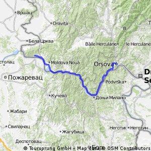 ORSOVA - BELOBRESCA