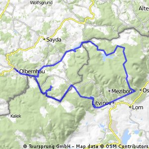 Tag 2 Seiffen-Litvinov-Olbernhau
