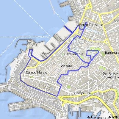 Trieste Ebike Tour