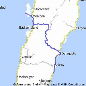Moalboal - Alcoy