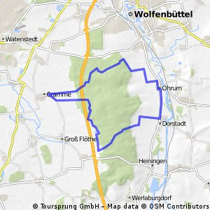 Cramme, Hedwigsburg, Dorstadt