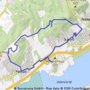 2014 10 19 Sukoró-2 23,7km