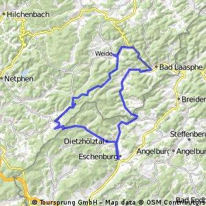 Eschenburg - Wittgensteiner Land