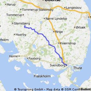 DK Broby-Svendborg enkel 40km