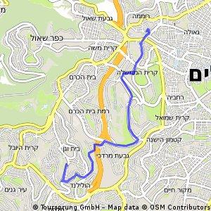 Chare Via Mihlala Et Knesset