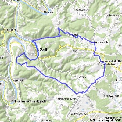 Zell-Briedeler Heck-Hahn-Zell