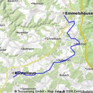 2016 Schinderhannes Radweg Hunsrück
