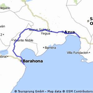 Azua - Barahona