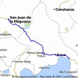 San Juan de Maguana - Azua
