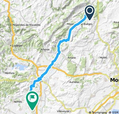 Brisac-Adissan (52km)