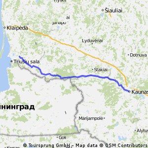 Kaunas-Silutè