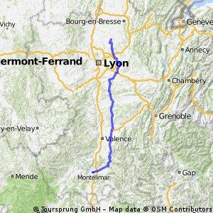 Tour de France 2016 Stage 14: 208 km Montélimar - Villars-les-Dombes Bird Park