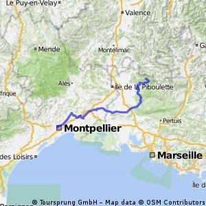 Tour de France 2016 Stage 12: 184 km Montpellier - Mont Ventoux