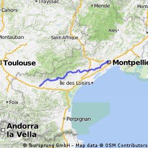 Tour de France 2016 Stage 11: 164 km Carcassonne - Montpellier