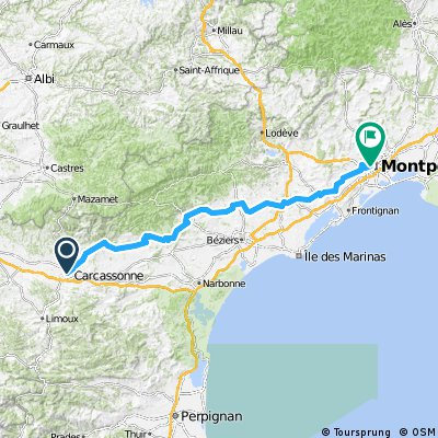 Tour de France 2016 Bikemap Your bike routes