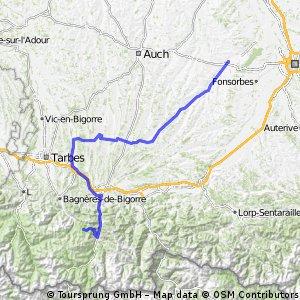 Tour de France 2016 Stage 7: 216 km L'Isle Jourdain - Lac de Payolle
