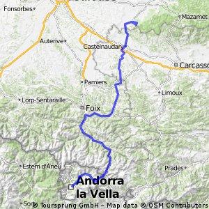 Tour de France 2016 Stage 10: 198 km Escaldes-Engordany - Revel