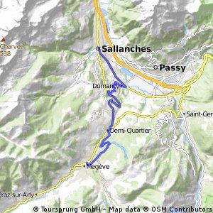 Tour de France 2016 Stage 18: 17 km Sallanches - Megève