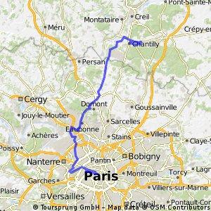 Tour de France 2016 Stage 21: 113 km Chantilly - Paris Champs-Élysées