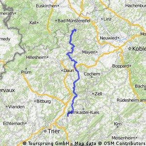 Neumagen Dhron Ahrdal 112,92 KM (2)