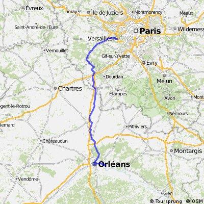 Versailles-Orleans
