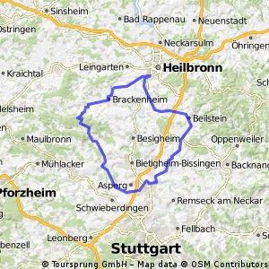 Neckar-Murr und Stromberg.gpx