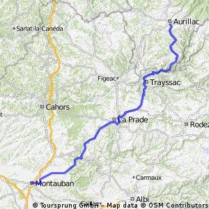 Tour de France 2016 Stage 6: 187 km Arpajon-sur-Cère - Montauban
