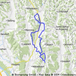 Kirchbach-Marchtring-Kirchbach