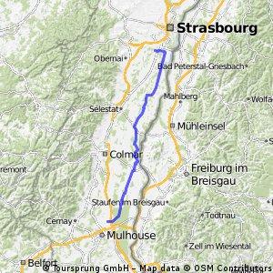 Strassbourg Lipsheim - Baldersheim
