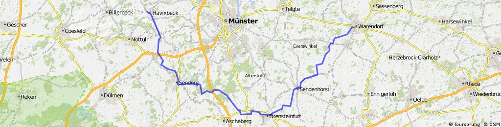 Warendorf-Havixbeck