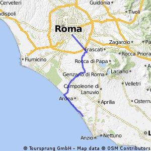 Roma-Lido dei Pini