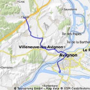 Avignon TGV Tavel