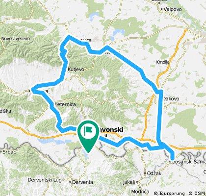 """BRM 2016 200 km """"Inati se Slavonijo"""""""