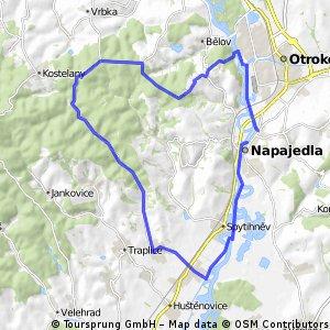 Napa-Nová-Bělov-Napa