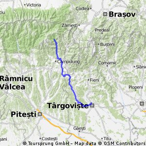 Targoviste - Voina