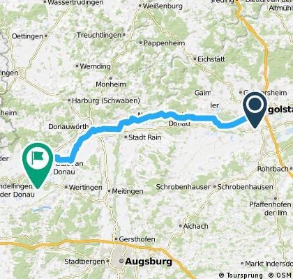 Ingolstadt - Hochstadt an der Donau